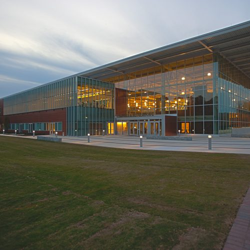 Wellness Center @ Georgia College and State University